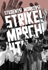 Strike (Arian.Behzadi) Tags: students work march workers budget system forth strike uc fourth georgewashington increase cuts megaphone tuition arian commissioned galleryphotos msced behzadi galleryphoto httpofficialpublicnoticesblogspotcom greatestrevolutionary