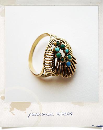 ♥ Vintage ring