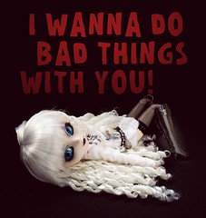 I wanna do bad things with you! (Suemomo) Tags: bad things pullip principessa trueblood