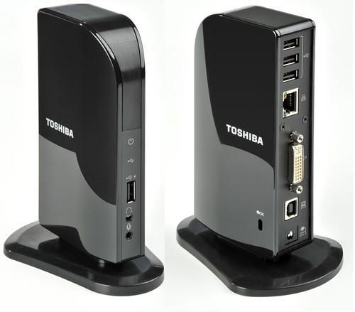 Toshiba V10 Dynadock