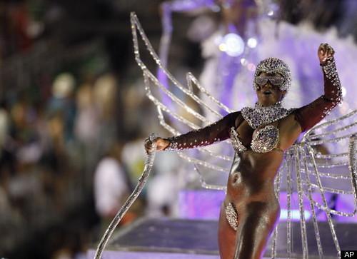 リオのカーニバル 写真7