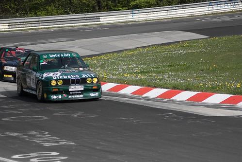 Bmw M3 E30 Dtm. BMW M3 E30 DTM. ACAS Tourenwagen Revival am 02.05.2009