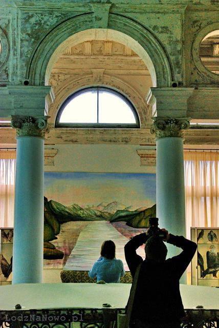 inside Grohman Palace