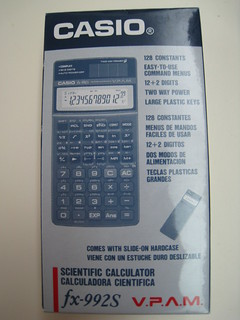 Casio Scientific Calculator FX-992S