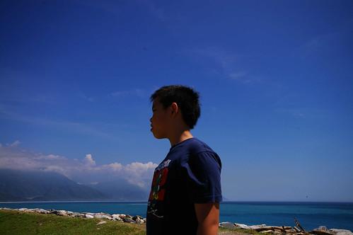 2009夏天到花蓮
