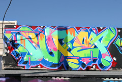 Sufer (funkandjazz) Tags: sanfrancisco california ca graffiti mural sufer