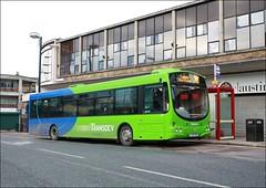 451 YJ05FNK Shipley (Thrash Merchant™) Tags: bus buses canon 451 publictransport shipley kd wrights wrightbus eos450d volvob7rle keighleyanddistrict wrighteclipseurban transdevkeighleyanddistrict wrightvolvo yj05fnk keighleygarage exyorkshirecoastliner transdevblazefield keighleynewcolours transdevinkeighley exharrogateanddistrict keighleyanddistrict760 760routecolours newtransdevcolours shipleymarketplace