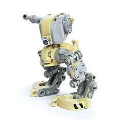 Tsatsu - Recon Runner (Fredoichi) Tags: robot lego space military walker micro mech biped microscale fredoichi