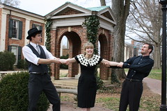 Backdrops 004 (DavidsonTheatre) Tags: ladies college promo theatre shots davidson department leading
