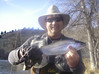Pat finds some Klamath River winter chrome