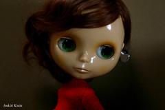 Blythe Cinnamon Girl (Customized)