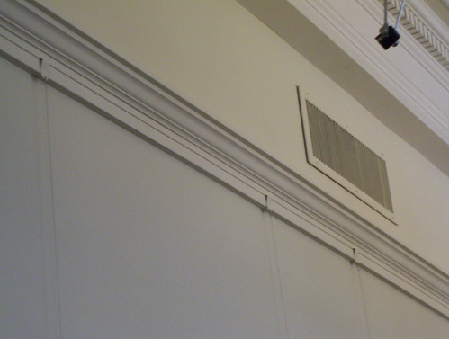 Cornice with Slot Hanger 2
