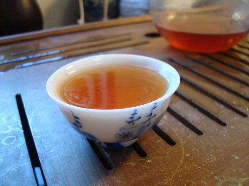 Andao Da Hong Pao color