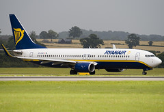 EI-CSO - 29928 - Ryanair - Boeing 737-8AS - Luton - 070726 - Steven Gray - IMG_8663