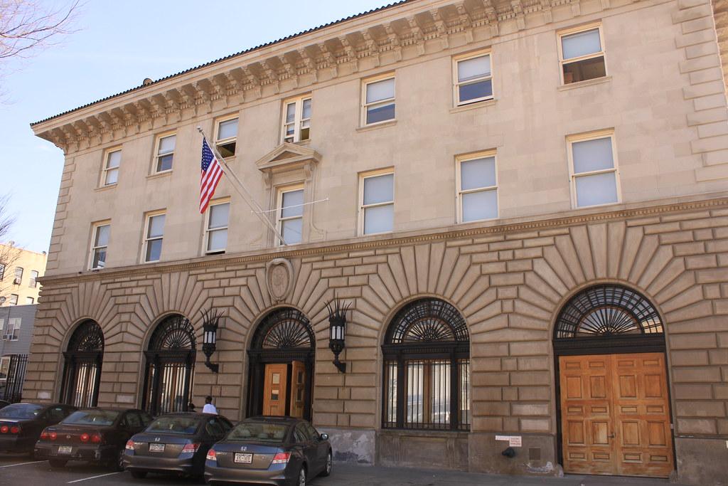 62nd Police Precinct Station House