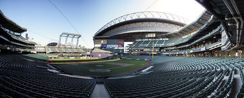 Home of Mariners-Safeco Field