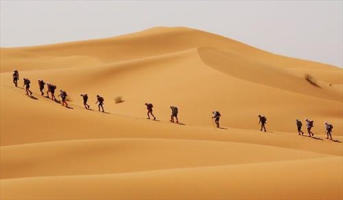 Maraton Des Sables - Desierto del Sahara