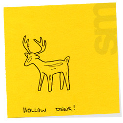 Hollowdeer