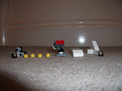 All together (The Legonator) Tags: lego microscale