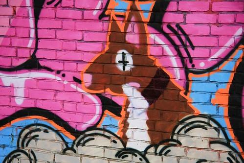 Graffiti Dog