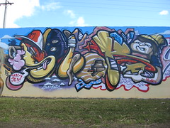 Ironlak BBQ Burners - Gold Coast, 2009. (Ironlak) Tags: australia goldcoast slor ironlak bbqburners