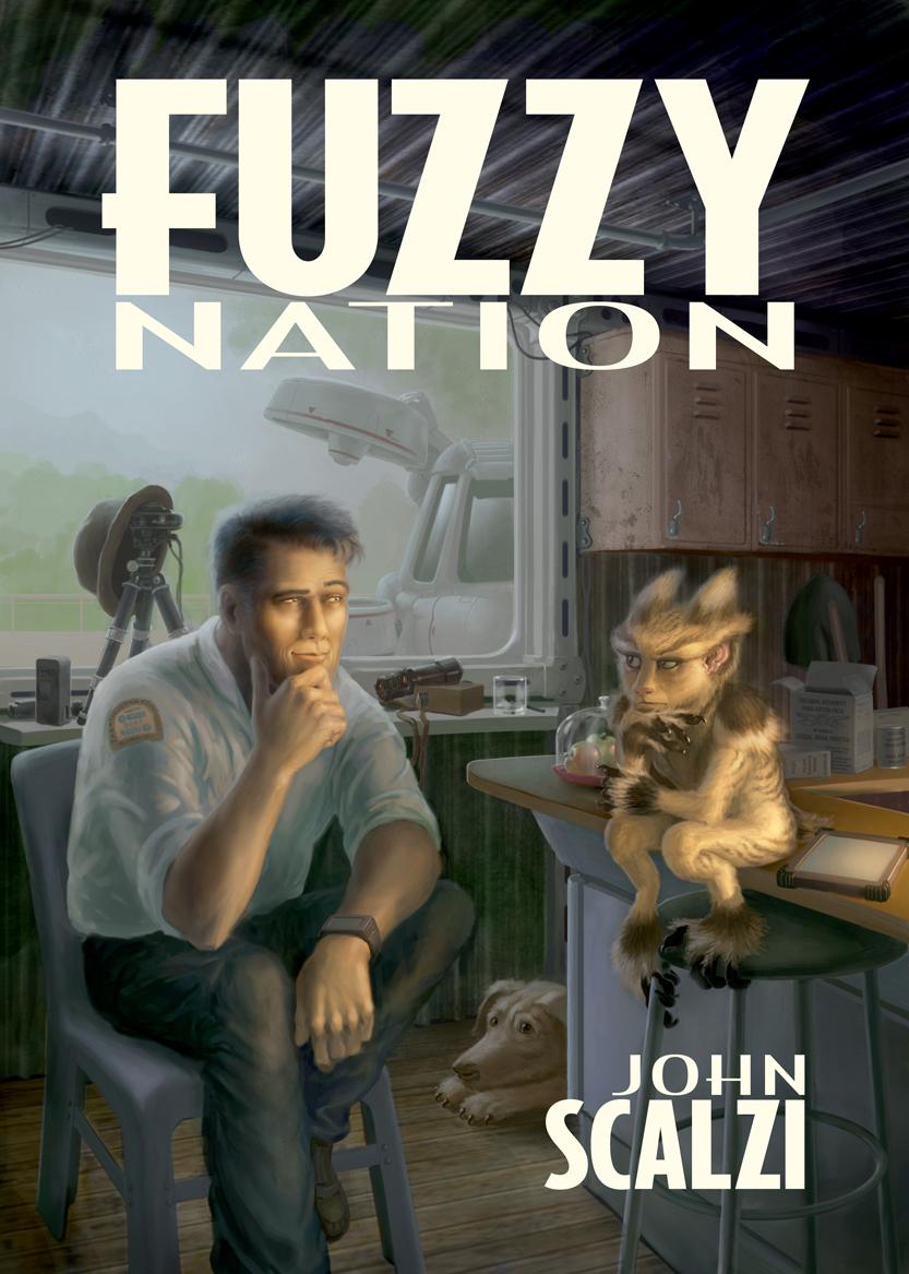 ревю - Fuzzy Nation | Джон Скалзи (ревю) 4500539786_ffbb1c2a82_o