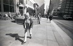 more (teh hack) Tags: street camera bridge bw film mike analog trash toy downtown edmonton slim wide delta nb iso plastic alberta 400 200 pro asa clone vivitar ultra ilford ei toycam analogic trashcam 22mm ddx ilfotec eximus