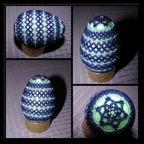 egg mosaic