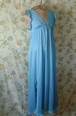 Disco queen (HeidiGo Lightly) Tags: vintage apron nylon slips halfslip sexyhousewife