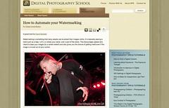 Digital Photography School (www.davidspickett.co.uk) Tags: school music david digital work photography photo screenshot ds website article use online tutorial watermark dsp carnifex watermarking digitalphotographyschoolcom dsphotography davidspickett spickett