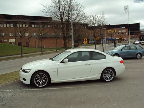 Bmw 320 Coupe Sport. BMW 320i Coupé M Sport