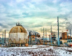 Hammond, Indiana Gas Works (benft) Tags: industrial vista accept reject shotfromthetrain hammondindiana reject3 reject4 reject6 reject7 reject10 accept2 accept5 accept7 accept3 reject5 accept4 reject8 accept6 reject9