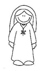 Menina / Girl ( Reino J Cheguei ) Tags: patterns drawings desenhos riscos moldes reinojcheguei
