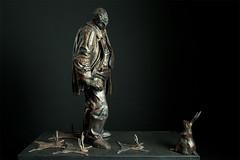 (BartRamakers.com) Tags: sculpture art leuven statue bronze artist belgium belgique kunst belgi sculptor louvain dany vlaamsbrabant flemishbrabant tulkens brabantflamand