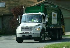 Waste Management 110425 (179) (JoJo Garbage Trucks) Tags: rear management waste loader mcneilus