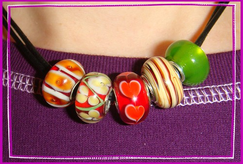 sliverworks glass beads