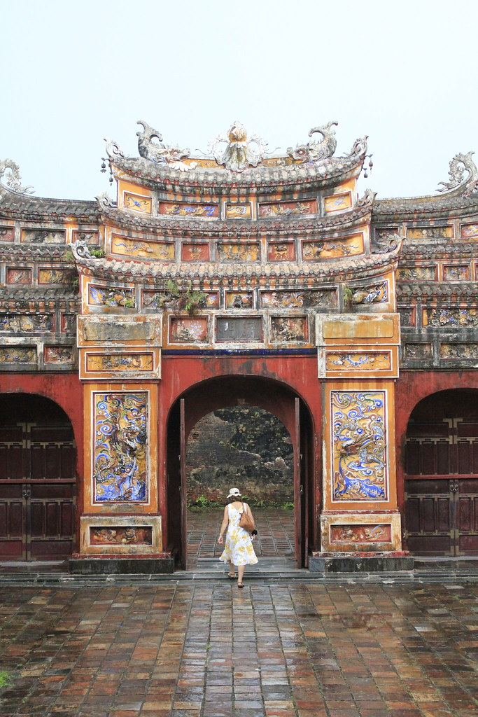 Royal Palace, Huế, Vietnam