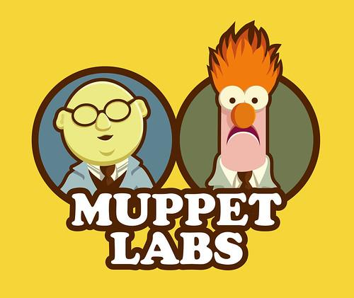 Muppet Labs by Jerrod Maruyama
