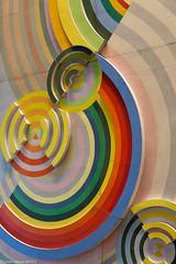 Robert Delaunay : Centre Pompidou-Metz (JMB PHOTOGRAPHE) Tags: de musée lorraine pompidou metz fer moselle delaunay chemins