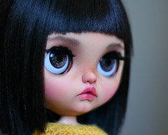 Margo, the travelling Blythe