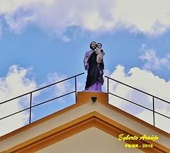 "São José do Campestre - RN (4). Igreja Matriz de São José (Egberto Araújo) Tags: ""brasil"" ""nordeste"" ""rio grande do norte"" ""agreste potiguar"" ""são josé campestrern"" ""cidades brasileiras"""