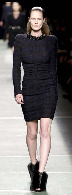 Givenchy dress fall 2009