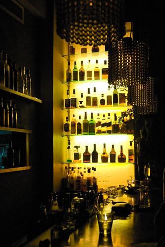 A Bar in Tel Aviv