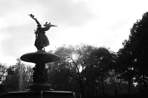 bethesda fountain (2 of 2)