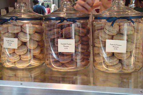 Macarons at Miette
