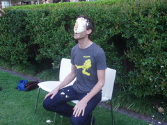 pie time (bilateral) Tags: primavera pie mca spectacle slapstick pietime spatnloogie