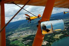 Closer (oobwoodman) Tags: airplane schweiz switzerland suisse