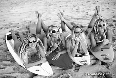 north shore surfer girls and their boards (Sean Davey Photography) Tags: girls blackandwhite bw usa jenna horizontal hawaii boards mr surfer northshore surfers surfgirls surfart surfchicks modelreleased seandavey lanedavey gypsyruss waimeabaynorthshore surfphotosart