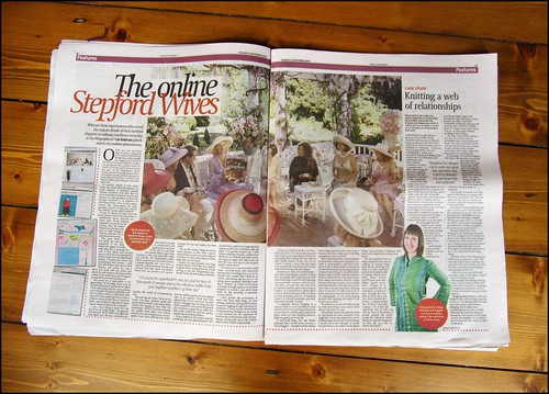 Oranges and Apples in the Scotsman