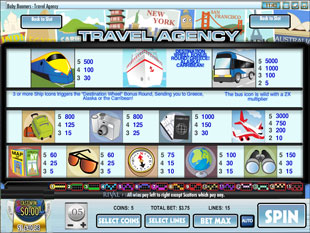 free Baby Boomers Cash Cruise slot mini symbol